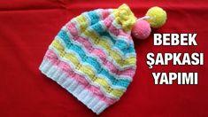 Bebek Şapkası Yapımı - YouTube
