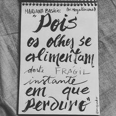 Bom dia poesia!