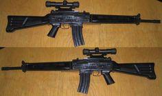 Sadu ASALT 07 in 5.56mm NATO