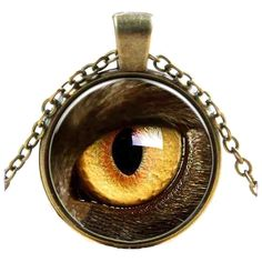 Item Description : Pendants Type: Wolf Eye - Material: Acrylic - Metals Type: Zinc Alloy - Shape\pattern: Round Shipping & Handling This item is eligible for FREE Shipping & Handling
