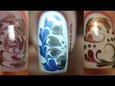 31 Nail Art Tutorial Compilation Videos Part 41  @kombucha_witch_ Style  - YouTube