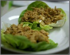 PF Chang Copycat Chicken Lettuce Wraps