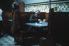Blue Eagle Cafe, Vancouver, 1975
