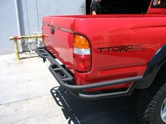 """The DeMello Off-Road Wrap around bumper is made of 1.5"""" .120 wall tubing. This bumper is built to offer great all around protection, while tucking close to the body and making for a great departure angle."""