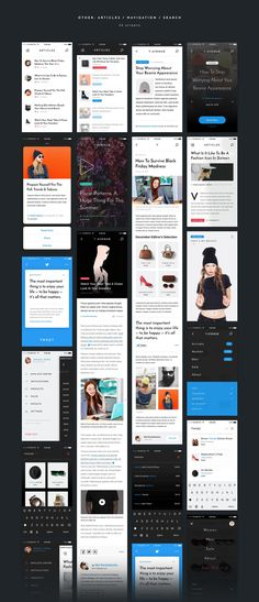 V Avenue is an advanced mobile UI Kit with a strong focus on e-commerce created with a sick attention to the details. These 100 mobile app templates of highest quality with ultra clean and sharp design will be a huge helper and save you a lot of time. App Ui Design, Mobile App Design, User Interface Design, Mobile Ui, Mobile App Templates, Sketch Photoshop, Article Search, Font Combinations, Ui Kit
