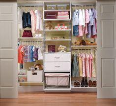 Baby's closet