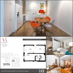This studio loft is ideal for a young professional who wants to live where they play.  2209 – 1 Bedroom | 1 Bath | 745 SF | $225,900.  www.stblofts.com