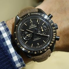 Check out this new Omega Dark Side of the Moon Vintage Black.