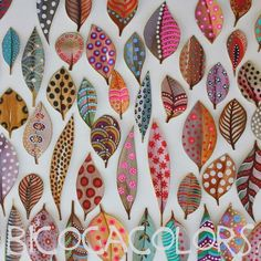 Leaf Crafts, Diy And Crafts, Crafts For Kids, Arts And Crafts, Paper Crafts, Autumn Crafts, Autumn Art, Nature Crafts, Shrink Art