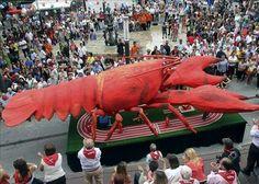 Fiesta del cangrejo. Herrera de Pisuerga