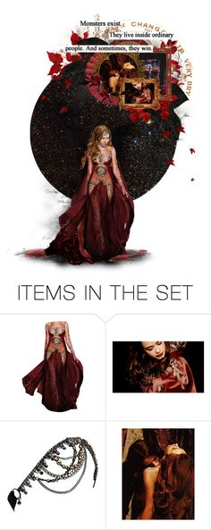 """how quickly they do sell their souls for the feast and the promise of gold, but devil that won't be me."" by jolieenrose ❤ liked on Polyvore featuring art"