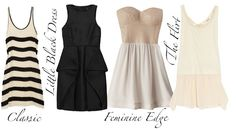 Love these dresses - casual yet classy. xo