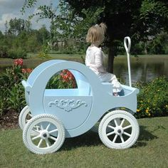 Baby Furniture & Bedding Custom Cinderella Wagon