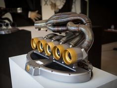 These Iphone Speakers Are Made From Supercar Exhausts