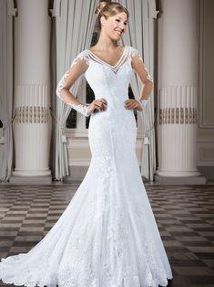Vestidos de noiva - Coleção Callas (23) Frente