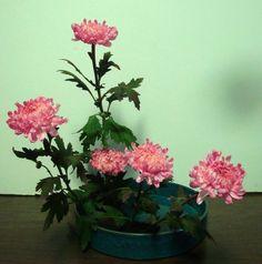 ohara ikebana moribana