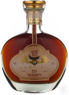 Noy Classic Armenian Cognac Tequila, Vodka, Alcohol Bottles, Liquor Bottles, Liquor Drinks, Alcoholic Drinks, Armenian Brandy, Gin, In Vino Veritas