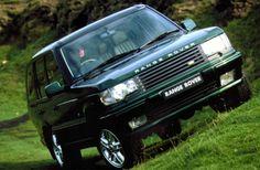Range Rover P 38