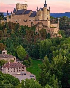 Alcazar de Segovia. Spain  ✈✈✈ Here is your chance to win a Free Roundtrip Ticket to Seville, Spain from anywhere in the world **GIVEAWAY** ✈✈✈ https://thedecisionmoment.com/free-roundtrip-tickets-to-europe-spain-seville/
