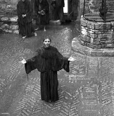 British actor Graham Faulkner as St Francis of Assisi in a scene of Brother Sun, Sister Moon. 1972 Get premium, high resolution news photos at Getty Images Francis Of Assisi, St Francis, St Joan, British Actors, Graham, Saints, Brother, Scene, Moon