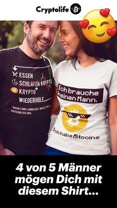 vielleicht mit unserem nerdigen Beststeller! 🤓 Blockchain, Trends, Unisex, Lifestyle, Tops, Women, Fashion, Men And Women, Money