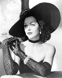 Hedy Lamarr #classics #oldhollywood #HedyLamarr