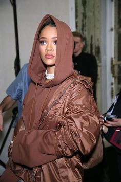 Rihanna Presents Her FentyxPuma 2017 Spring/Summer Collection @ Paris Fashion Week, 9/28, 1:30 P.M. ET - Page 6