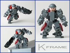 Kinetic Acceleration Combat Armor | Flickr: Intercambio de fotos