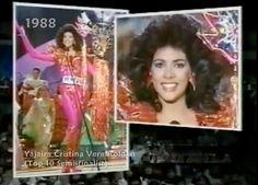 Traje Representativo a los Diablos Danzantes de Yare - Yajaira Vera - en Miss Universe..