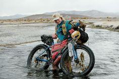 10 inspirational Bike touring blogs - Riding Wild