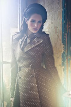 Lena Hoschek - darling polka dot jacket