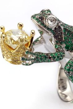 Chopard i will kiss a frog anyday for that...