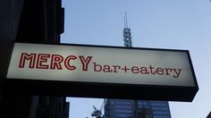 Mercy bar + eatery Wines, Melbourne, Broadway Shows, Bar