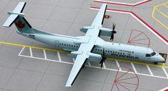 GeminiJets 1:200 Air Canada Dash 8-400 Express