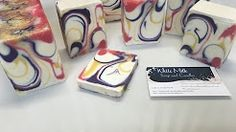 white milk soap and candles - YouTube