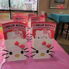 HELLO KITTY BALLERINA Birthday Party Ideas | Photo 2 of 11 | Catch My Party