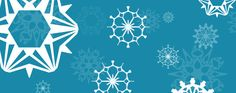 Photoshop snowflake templates
