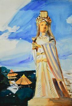 蔡泓旻-眺望的媽祖 | 臺灣數位文化中心