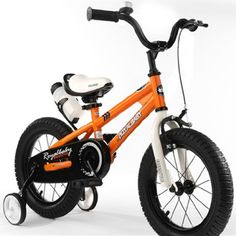 "Royalbaby Kids Bikes 12"" 14"" 16"" 18"" Avaliable, Bmx Freestyle Bikes, Boys Bikes, Girls Bikes, Best Gifts for Kids. (Orange, 12 inch) Royalbaby http://www.amazon.com/dp/B006LEFAV8/ref=cm_sw_r_pi_dp_RRw3tb03ZG1TB81A"