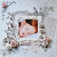 Sweet Dreams - Scrapbook.com