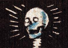 screaming skull Source by allysonlassiter Aesthetic Art, Aesthetic Pictures, Aesthetic Grunge, Arte Obscura, Heart Illustration, Arte Horror, Comic Panels, Art Graphique, Vintage Comics