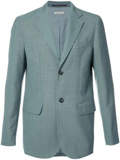 MARNI Buttoned Blazer Jacket. #marni #cloth #jacket