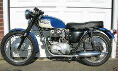 triumph 500 | 1966 1966 triumph t100r daytona
