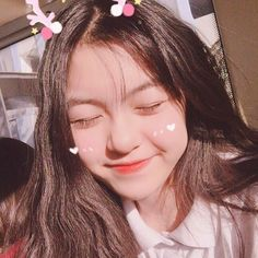 Read ☆𝚖𝚊𝚔𝚗𝚊𝚎☆ from the story -𝑩𝒖𝒍𝒍𝒆𝒕𝒑𝒓𝒐𝒐𝒇 𝒈𝒊𝒓𝒍 - (completa) by (SweetyCat) with reads. Korean Girl Photo, Cute Korean Girl, Cute Girl Photo, Mode Ulzzang, Ulzzang Korean Girl, Girls Tumblrs, Korean Beauty Girls, Girl Korea, Cute Girl Face