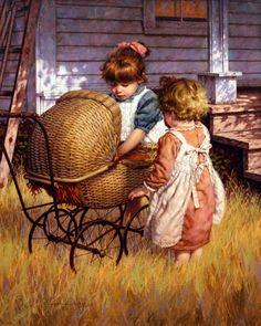 Kleine Mütter