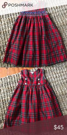Legacy Childrens Dress Beautiful plaid dress ❤️❤️❤️ lovely !!! Great quality Legacy Childrens Dresses Formal