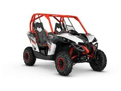 New 2016 Can-Am Maverick™ X® XC ATVs For Sale in Illinois. The Maverick X xc is the perfect model for trail riding enthusiast. With best-in-class power, beadlock wheels, premium analog/digital gauge and unique styling, it truly gives you the competitive edge on tight trails.