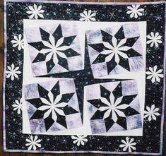 Snow Dance Quilt Pattern TPQ-006