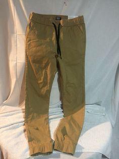 Men's Clothing Enthusiastic Nwt Daniel Cremieux Classics Beige Flat Front 35 X 30