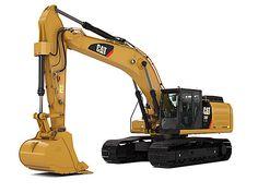 Cat | 336F XE Hybrid Hydraulic Excavator | Caterpillar